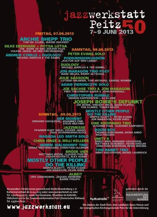 Peitz No. 50: Juni 2013