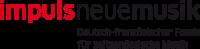 Gefördert vom deutsch-französischen Fonds für zeitgenössische Musik Impuls neue Musik